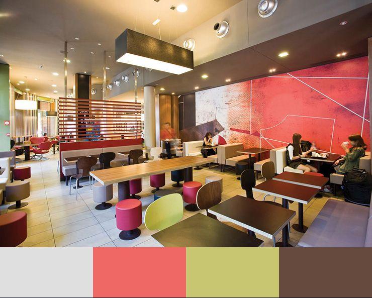 30 Restaurant Interior Design Color Schemes In Vogue