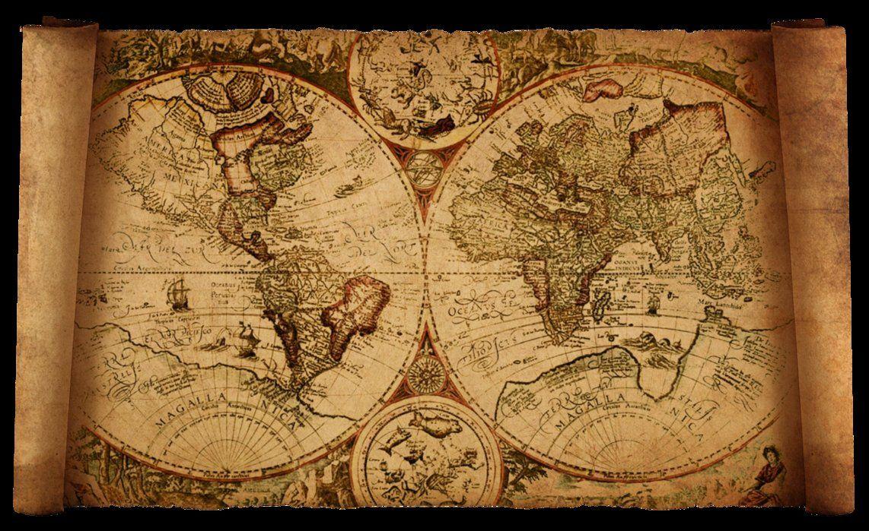 Old world map travelling pinterest vintage ephemera and ephemera old world map gumiabroncs Gallery