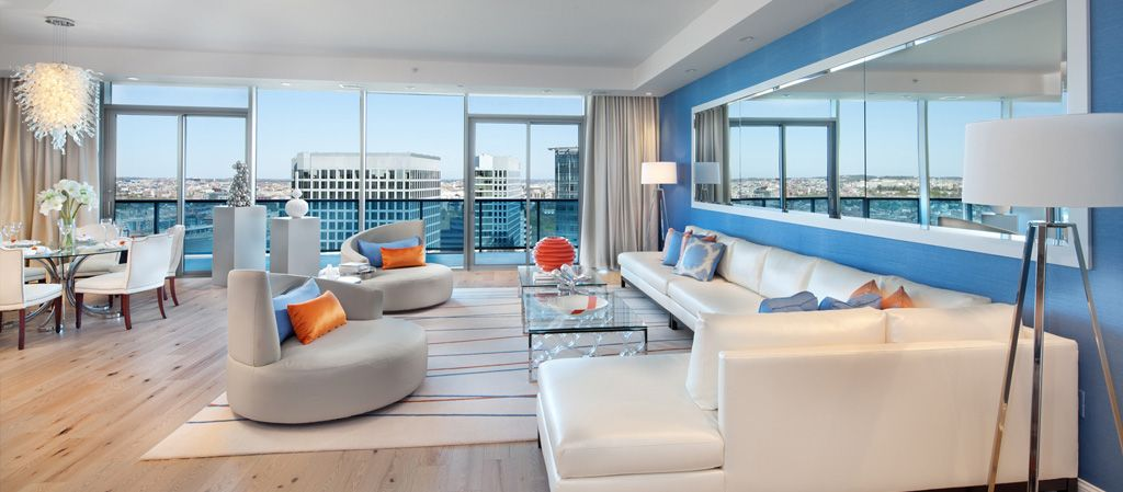 You Have To Have A High Rise Vacation Spot To Run To In Times Of Stress Luxury Condo Resort Interior Apartment Interior Design
