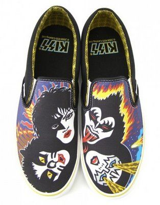 "3d24c57d56 VANS KISS ""Rock And Roll Over"" Pack"