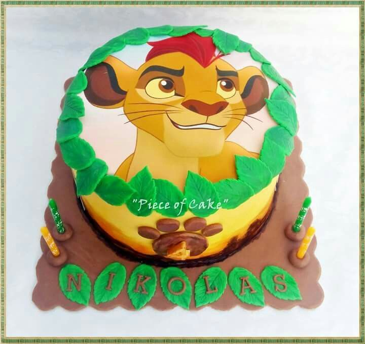 The Lion Guard Cake Lion Guard Birthday Cake Lion Guard Cake