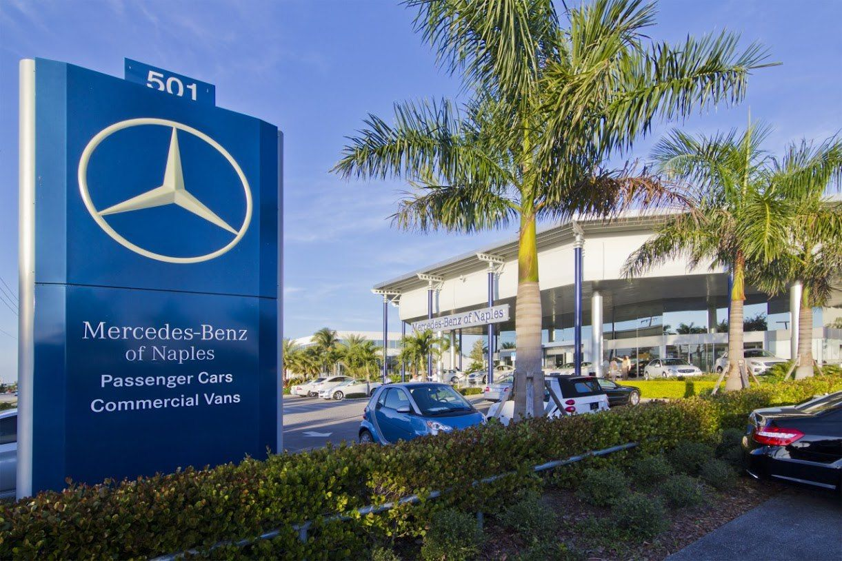 Mercedes Benz of Naples in Naples, FL (With images