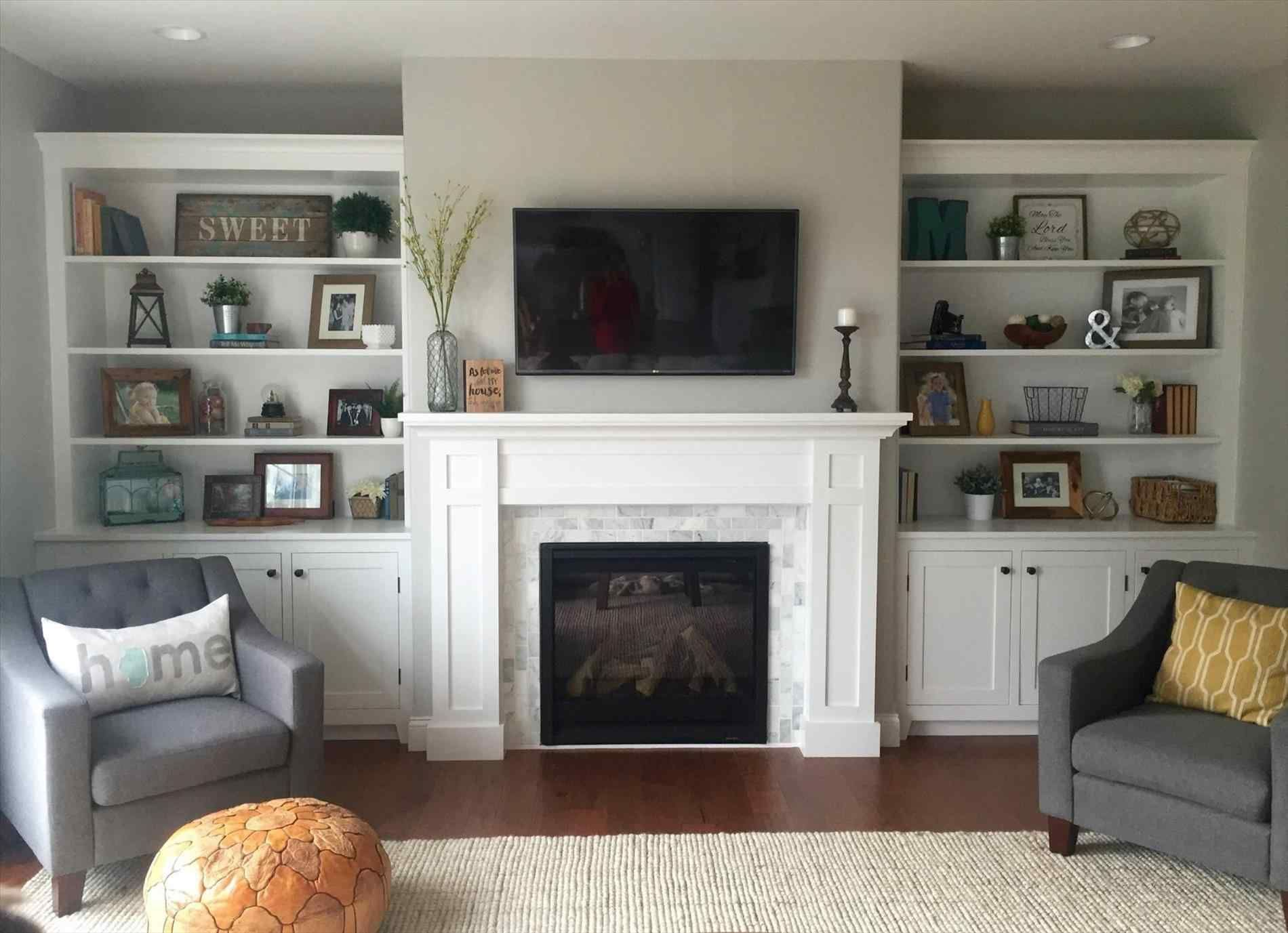 Popular Rhpinterestcom Fireplace With Bookcases Design Ideas Selection Gt64 Living Room Built Ins Built In Shelves Living Room Fireplace Built Ins