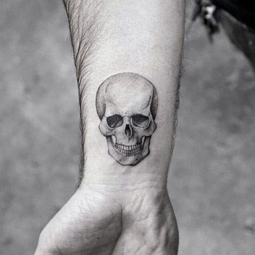Photo of 101 besten kleinen, einfachen Tattoos für Männer (Leitfaden 2020)