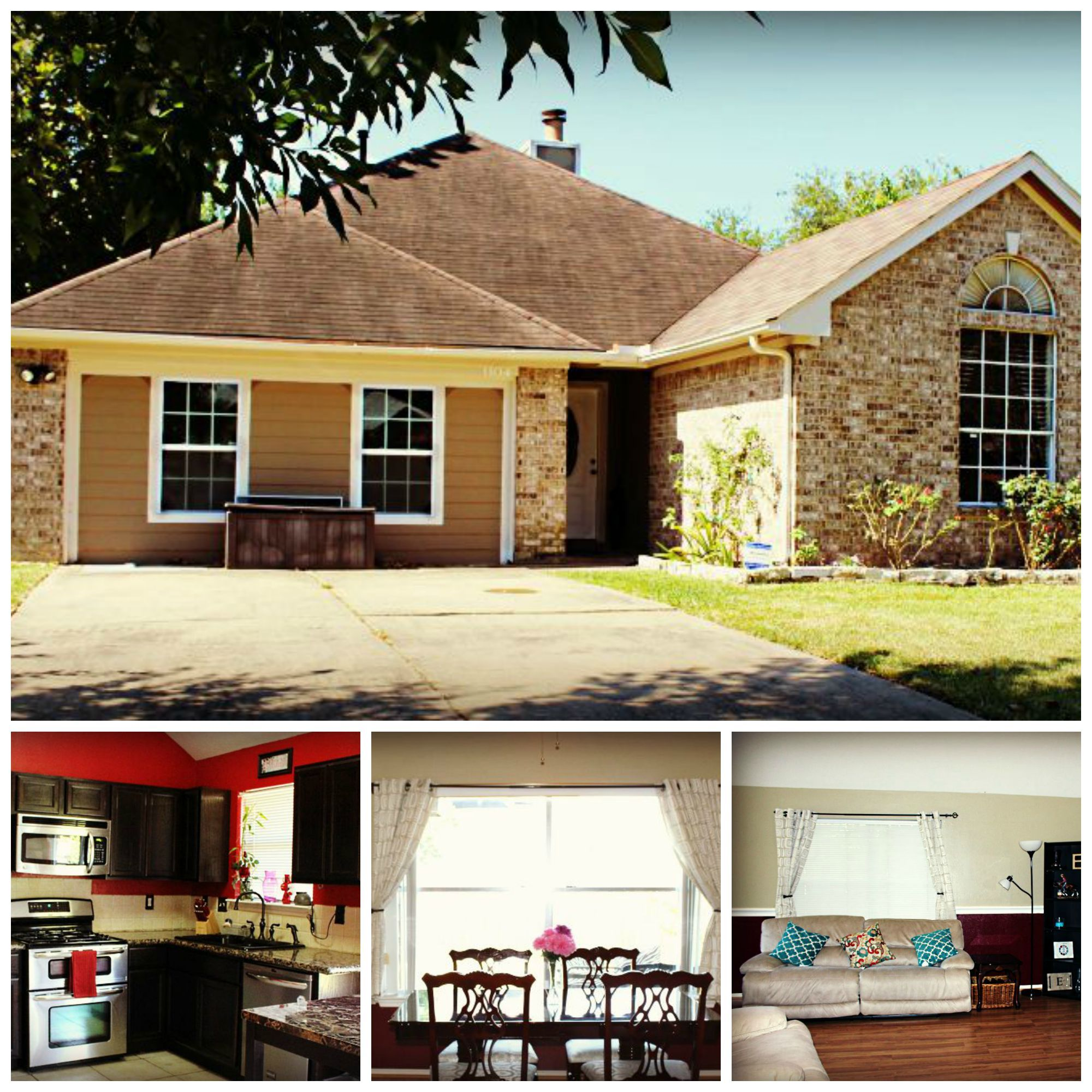 just listed in pearland u0027s riverwalk subdivision perfect for