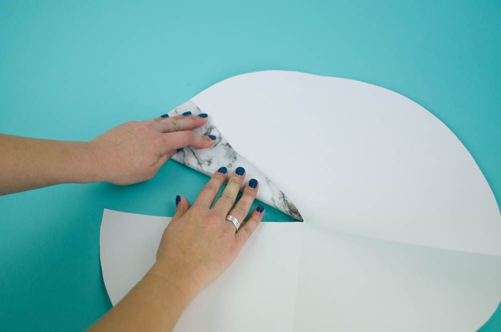 I landed on making a DIY lamp and not just any kind of lamp but a DIY paper lamp! Yup- crazy I know but bear with me and let me show you how!