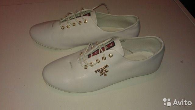 Prada обувь для мужчин - коллекция 2008