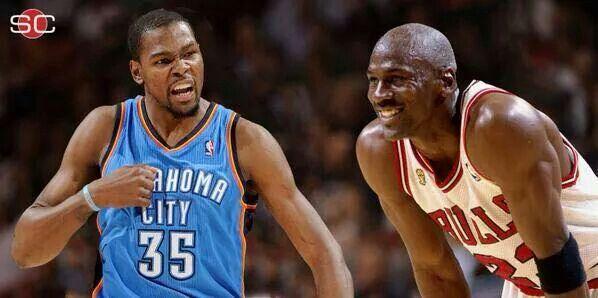 奧克拉荷馬州老師:「要像Michael Jordan,不要像Kevin Durant 走捷徑!」