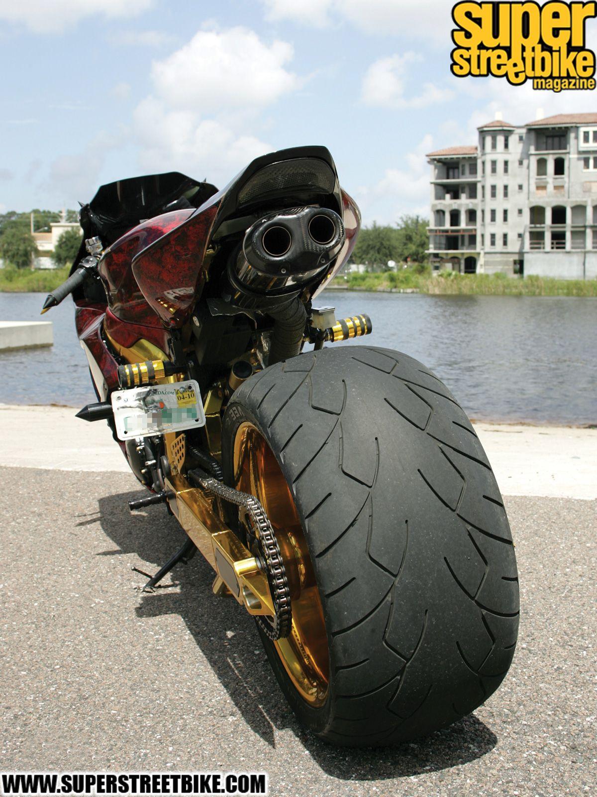 2006 Honda Cbr1000rr Tuning 1 Hot Honda Motorcycle и Bike Life