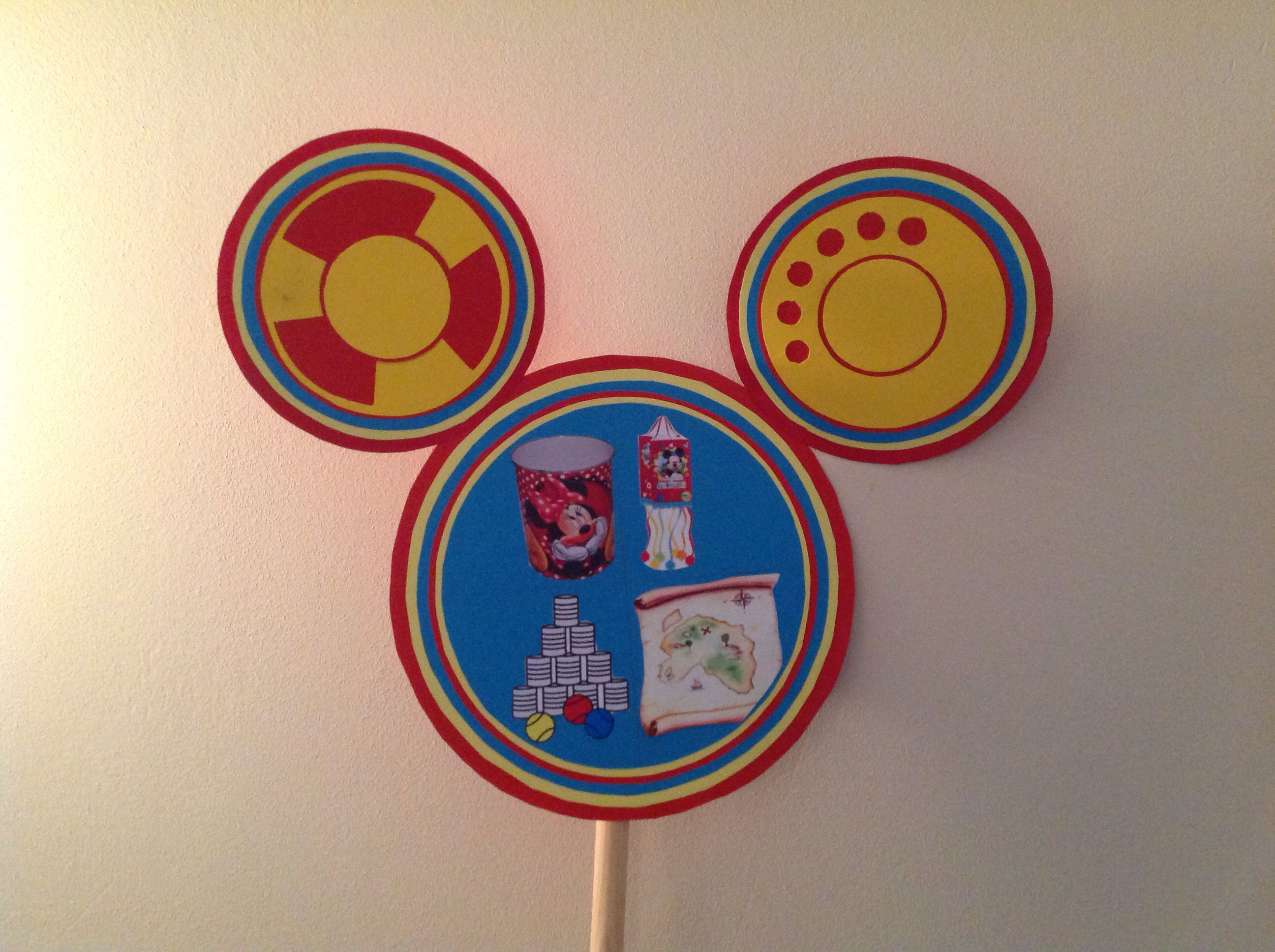 Toodles Für Micky Maus Wunderhaus Party / Toodles For Mickey Mouse  Playhouse Party