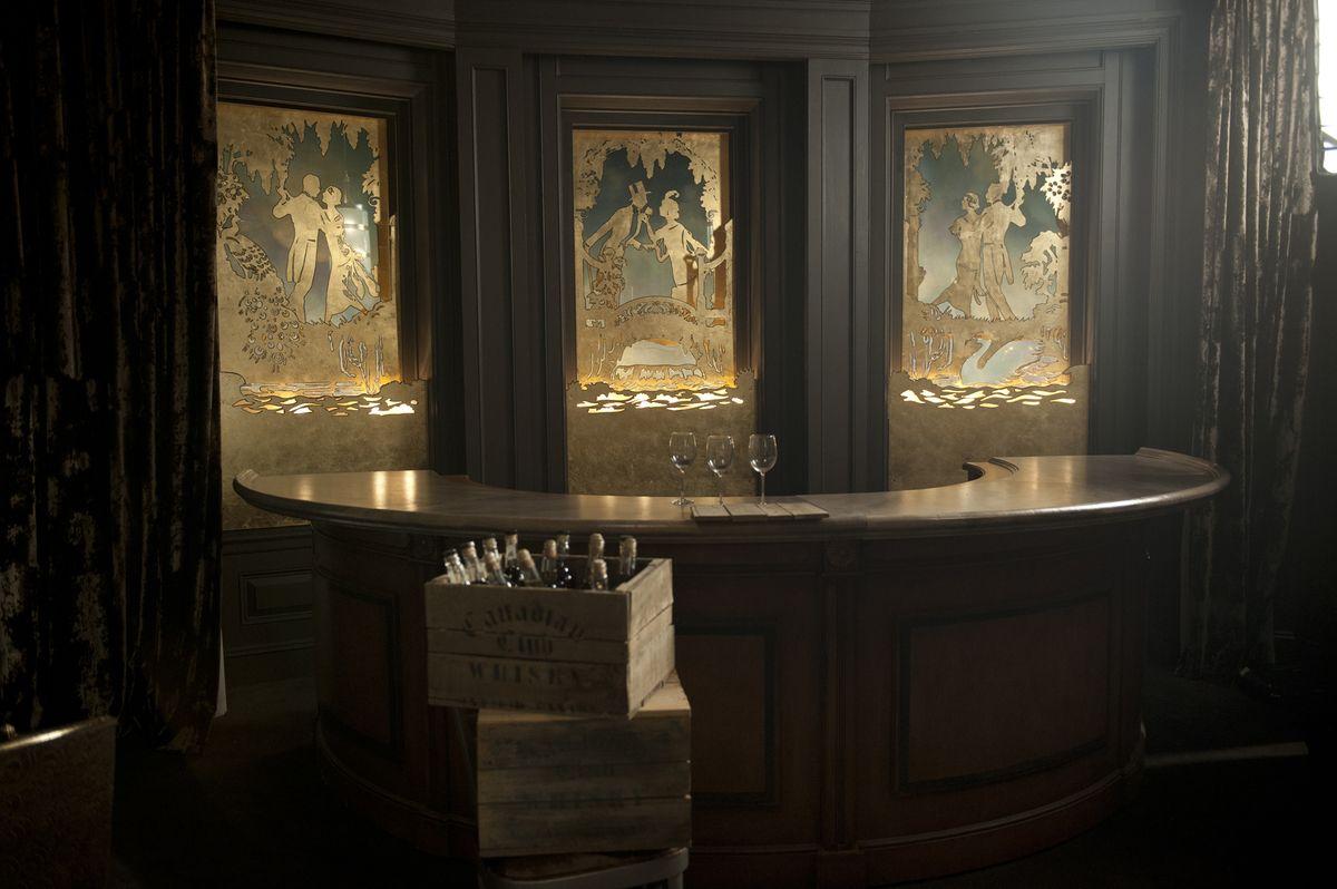 Boardwalk Empire' The Onyx Club | Gatsby - Deco | Pinterest ...