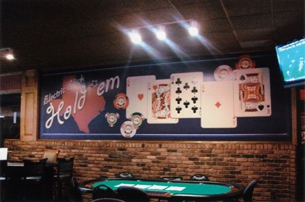 Texas Hold Em Mural Family Amp Game Wallpaper Murals Pinterest Texas Wall Murals