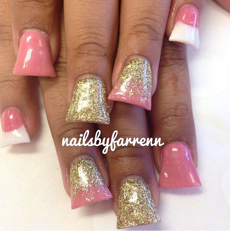 Flare nails … - You'll Either Be Mesmerized Or Horrified By Duck Feet Nails Duck
