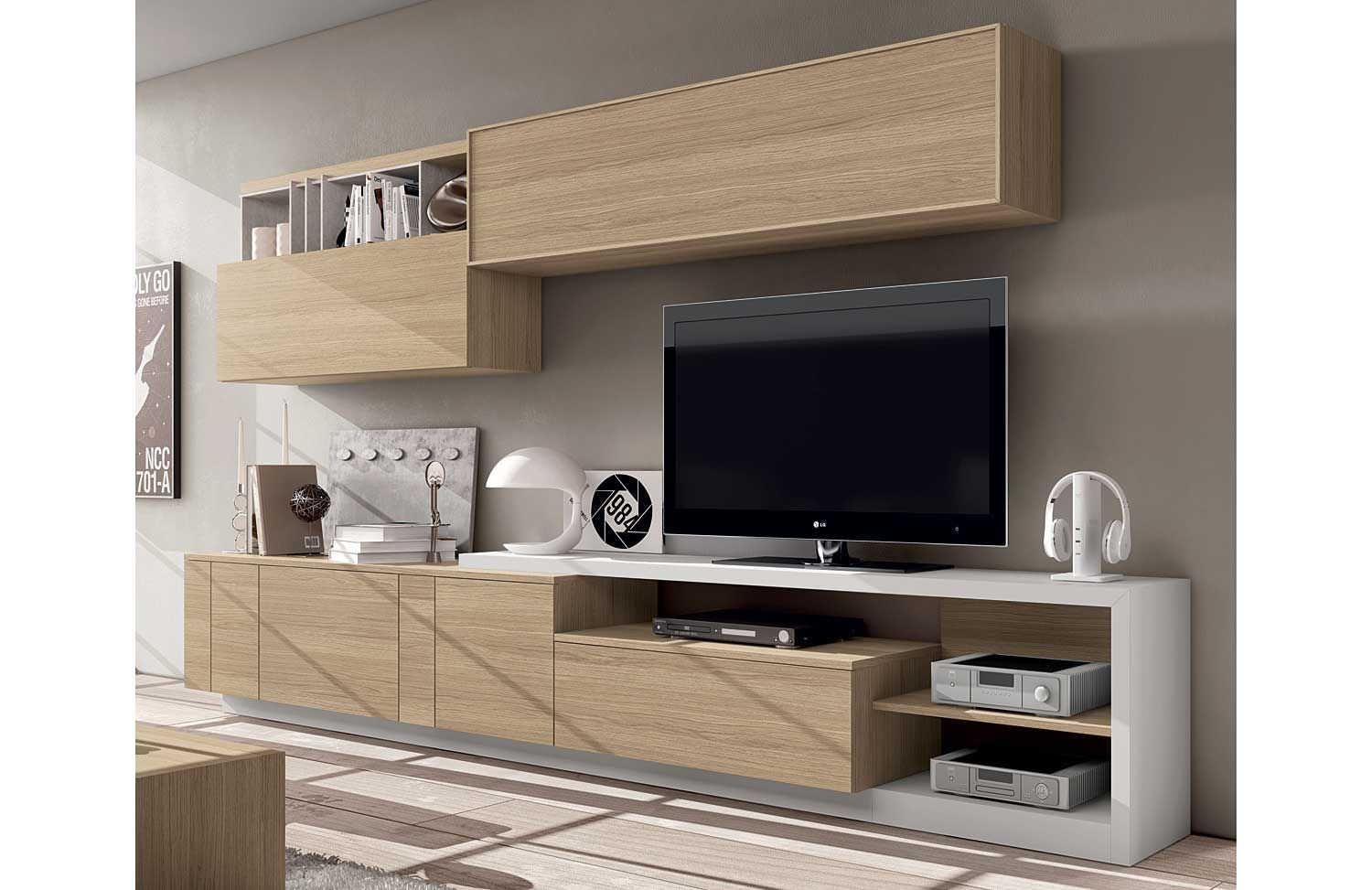 Dm Muebles Salon Escandinavo Nordik 4 Material Dm Densidad Media Dm