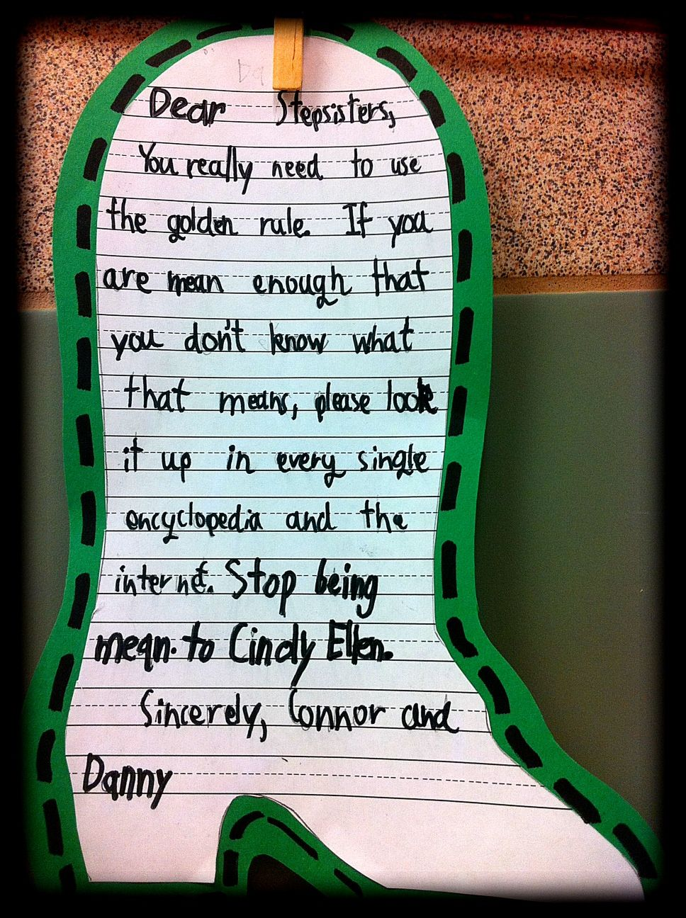 i used this writing activity for our fairy tale unit after we read the book  u0026quot cindy ellen  u0026quot  ye