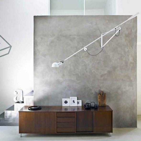 paredes pintadas con efecto arena - Buscar con Google decoracion - paredes de cemento