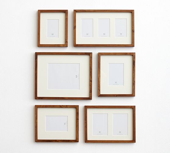 Gallery in a Box, Black Frames, Set of 6 | Box sets, Box and Galleries