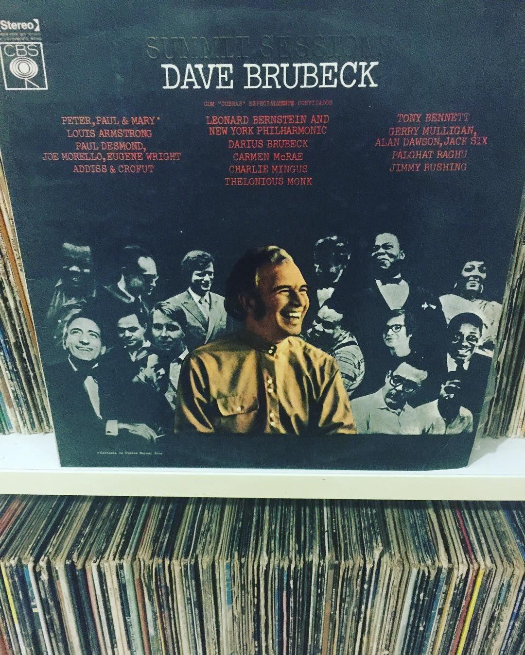 #vinylcollection #VinylOfTheDay #Vinyl  #vinyljunkie #music #record #recordcollector #recordcollection #nowspinning #vinylrecord #vinylrecords #instavinyl #records #vinylporn #vinyladdict #vinylcollector #vinylcommunity #jazz #davebrubeck by vinyl_rio