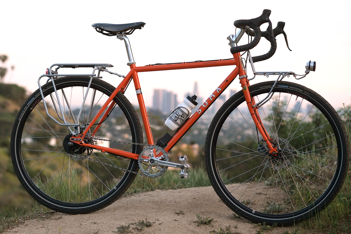 Golden Saddle Rides: The SOMA Electric Wolverine Turn On Your Bike ...