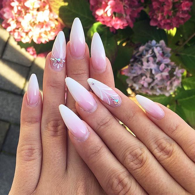 30 Ideas with Long Nails for Different Shapes | Fashion Nails ...