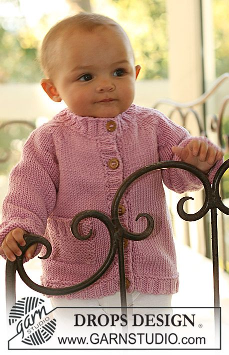Photo of Little Petunia / DROPS Baby 17-4 – Kostenlose Strickanleitungen von DROPS Design