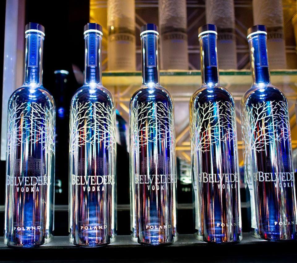 Belvedere Vodka Vodka Bottle Bottles Decoration