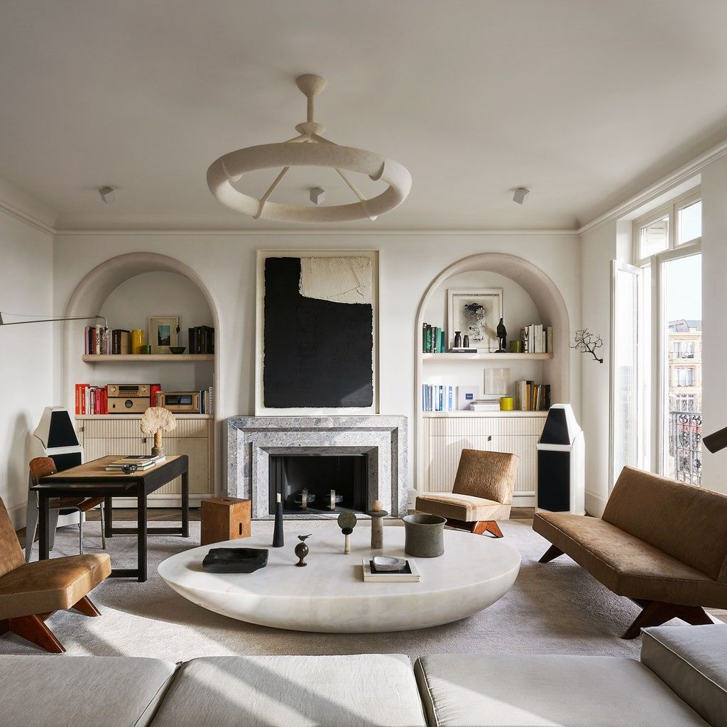 Photo of Step Inside Joseph Dirand's Sumptuously Understated Paris Apartment