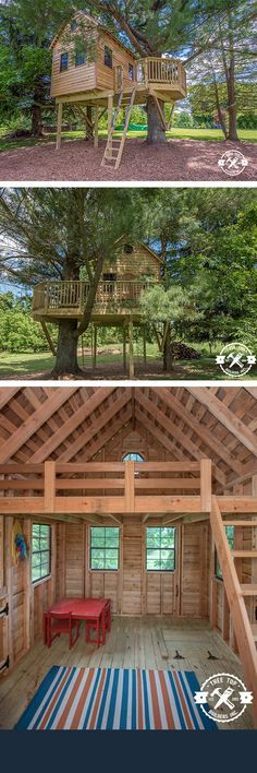 9 Misconceptions about Treehouse Building Tree Houses by Tree Top Builders