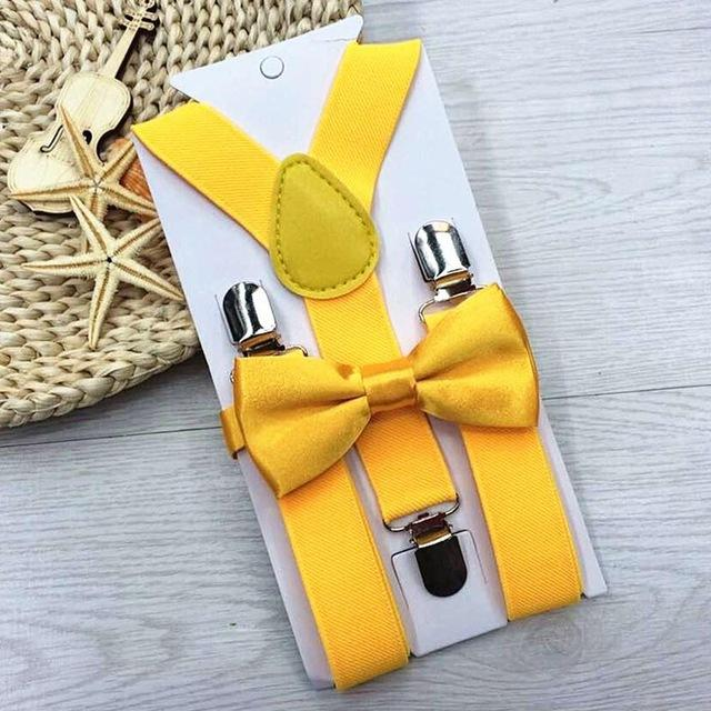 db65dc2320552 Pin by Icancut on boys and bowties in 2019 | Suspenders for kids ...