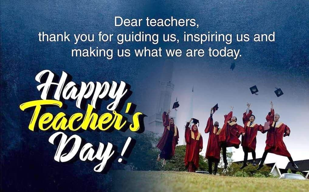10 Inspirational Quotes For Teachers Day In English 2019 Happy Teacher S In 2020 Happy Teachers Day Teacher Quotes Inspirational Inspirational Messages For Teachers