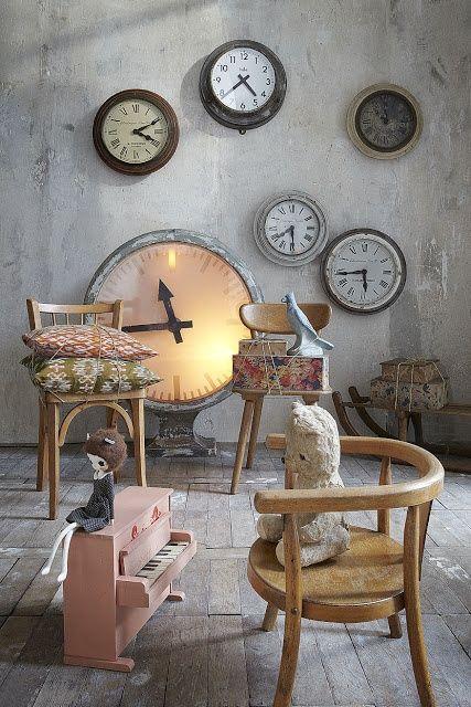 Relojes Clocks