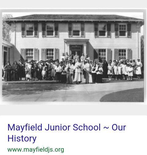 Mayfield Jr School  Pasadena,CA