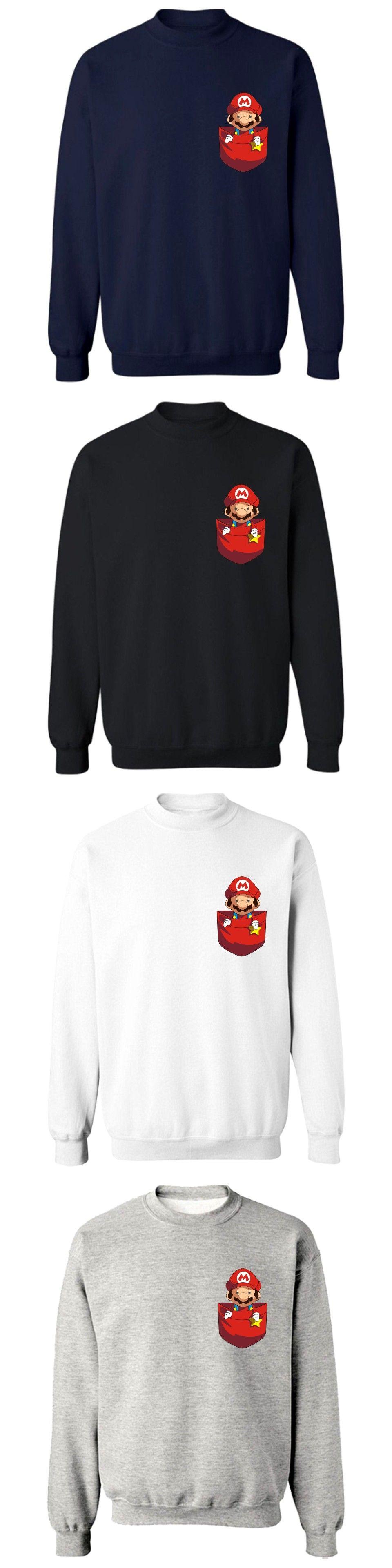 Sweatshirts Men Super Mario Bros Sweatshirt Men Auturm Winter Super Mario Hoodies And Sweatshirt Hoodies For M Hoodies Men Mens Sweatshirts Sweatshirts Hoodie [ 3840 x 960 Pixel ]
