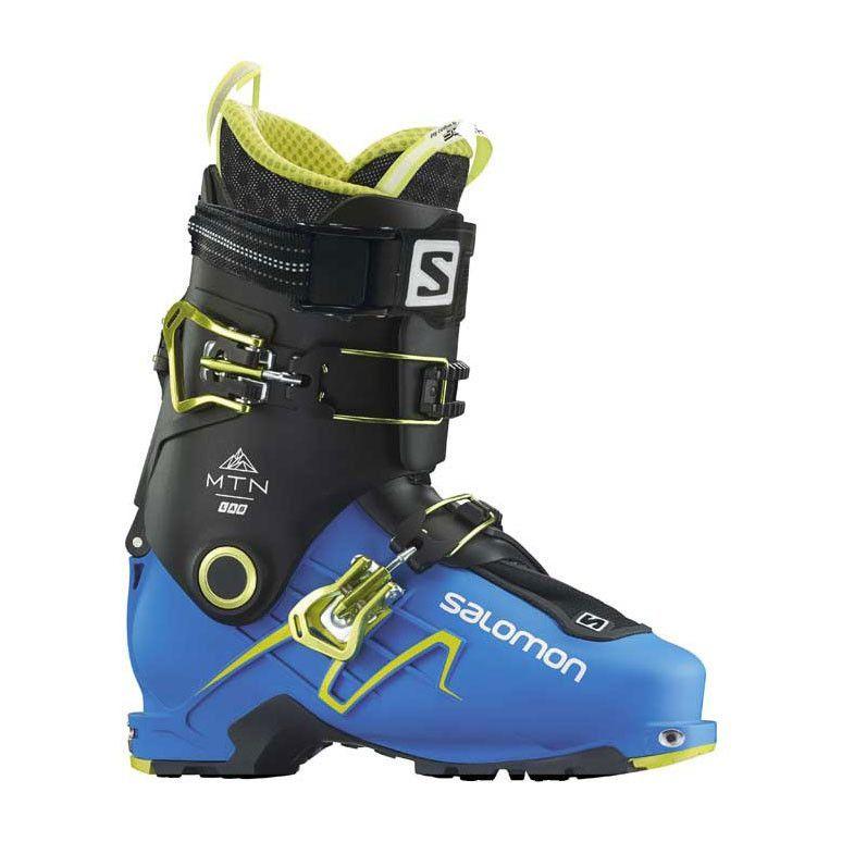 Salomon Mtn Lab 120 Ski Boot Indigo Blue Black 2016 First Stop Board Barn Touring Boots Ski Boots Boots