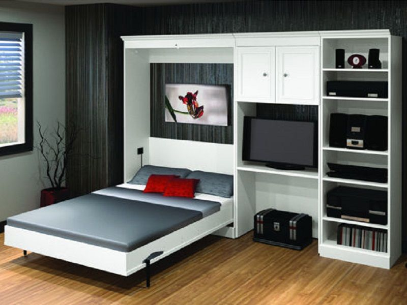 45 Unique And Crazy Murphy Bed Decorating Ideas Murphy Bed Ikea