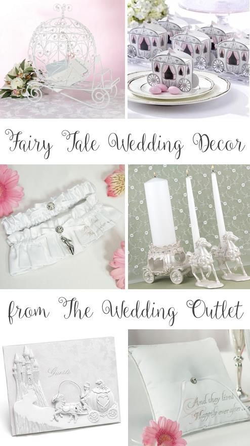 My Favorite Fairy Tale Items From The Wedding Outlet Wedding Outlet Wedding Disneyland Wedding