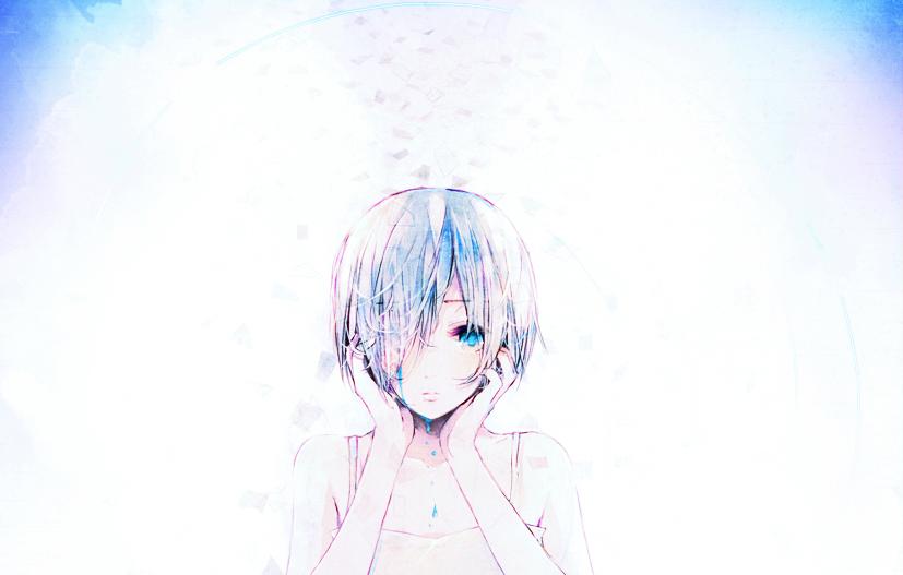 Sad Anime Girl...   Beautiful Anime Girls   Pinterest   Pretty hurts ...