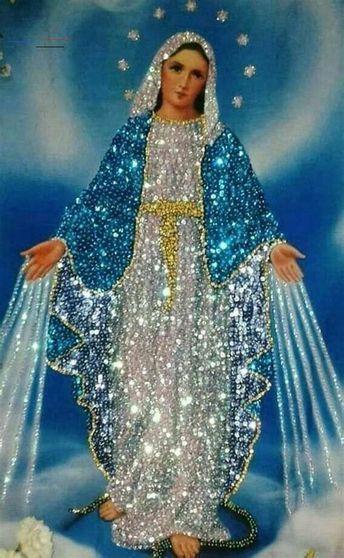 ՏíʍԹӀҽʍҽղԵҽ Mary Flores - #catholicrosaries | Blessed