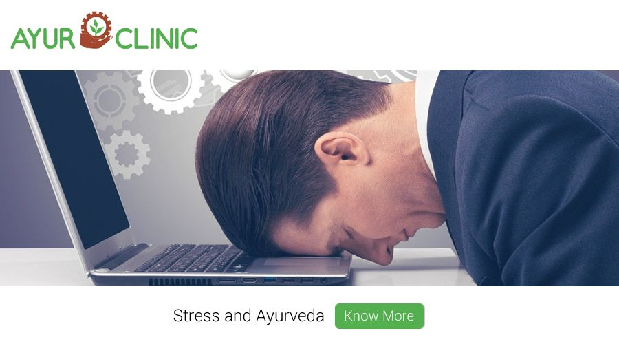 Ayurveda makes distinctions between each individual's unique reactions to stress and suggests customized solutions. Know more @ http://bit.ly/297qUl7