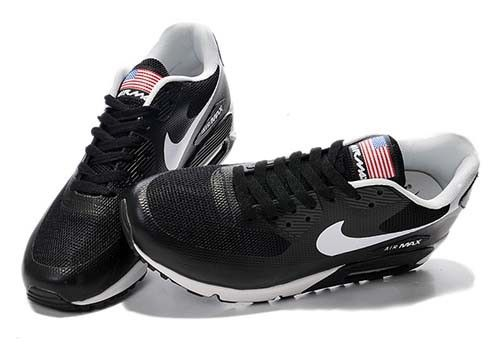 Mens Nike Air Max 90 American Flag Independence Shoes