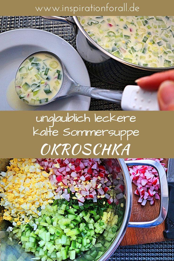 Photo of Okroshka – delicious recipe for Russian cold soup