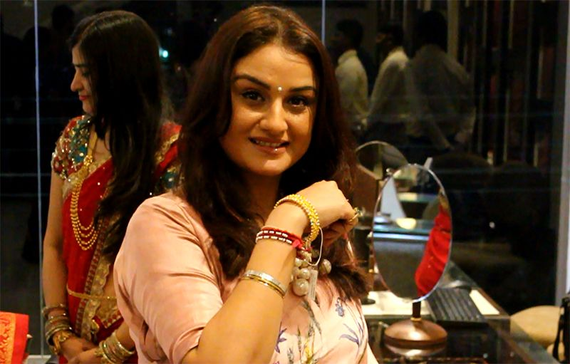 Actress Sonia Agarwal Inaugurate Tanishq Jewellery Showroom