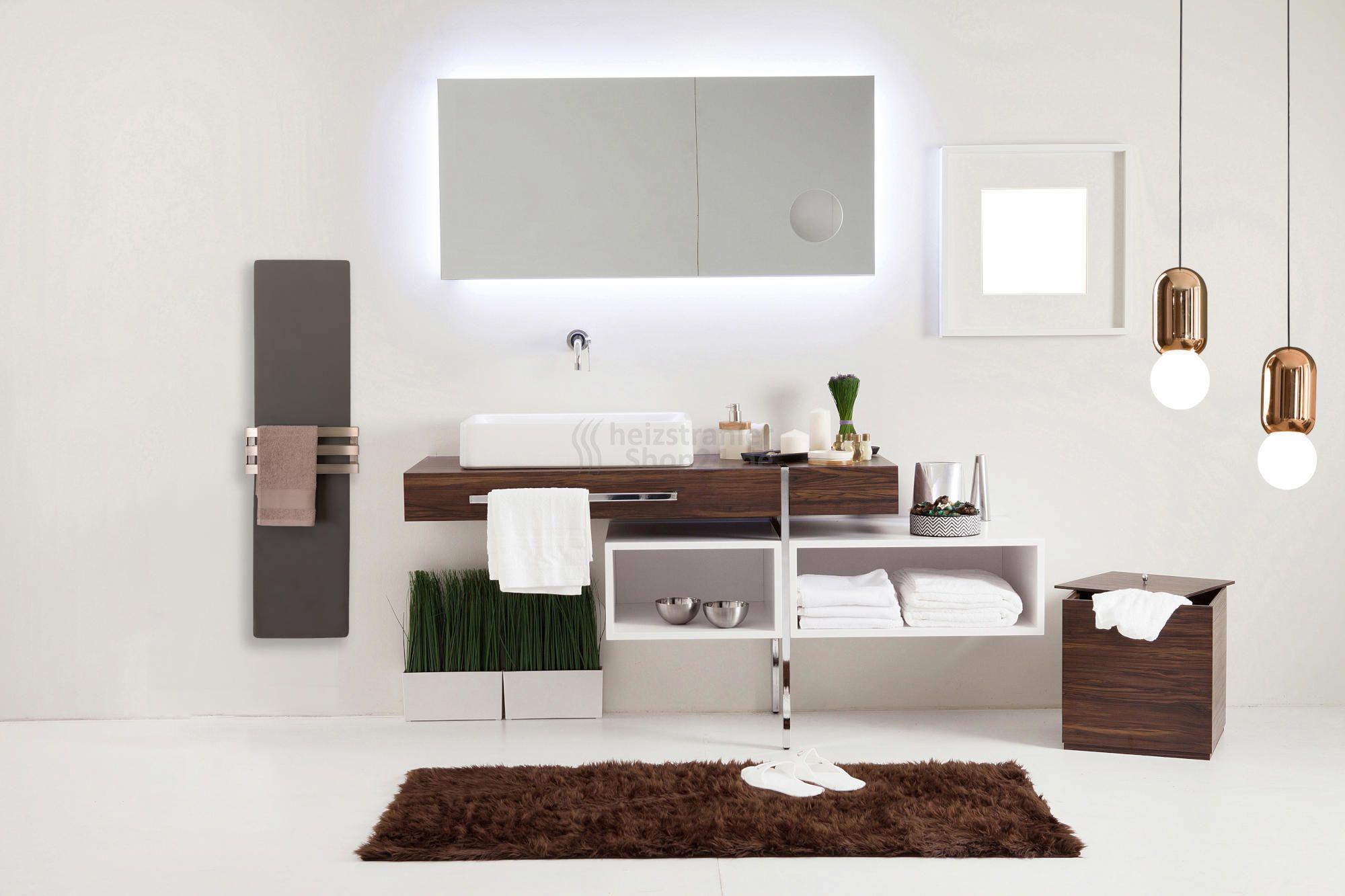 Edles Designelement Mit Infrarottechnik Infrarotheizung Feuertisch Spiegelheizung