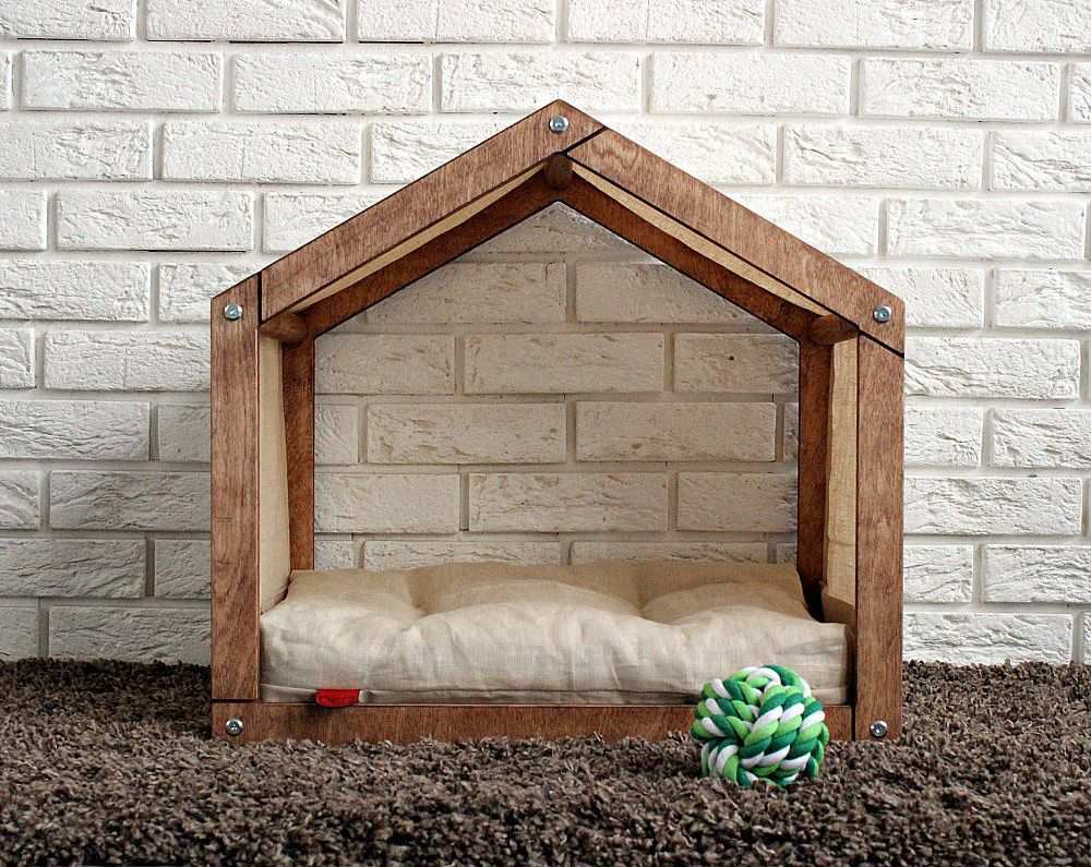 Modern Indoor Dog Houses From Original Dog Furniture Dog