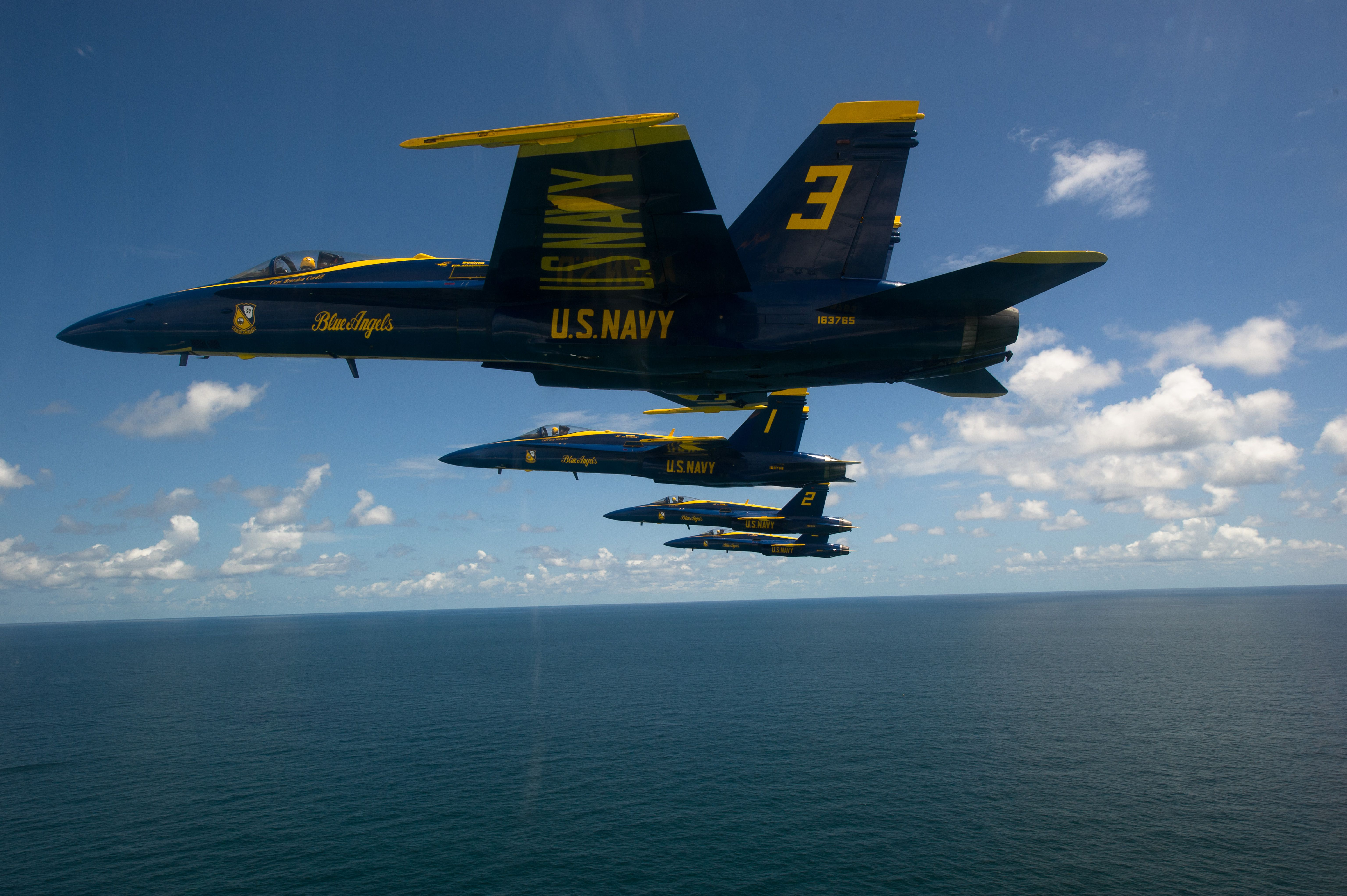 9 Things You Didn't Know About the Blue Angels Blue