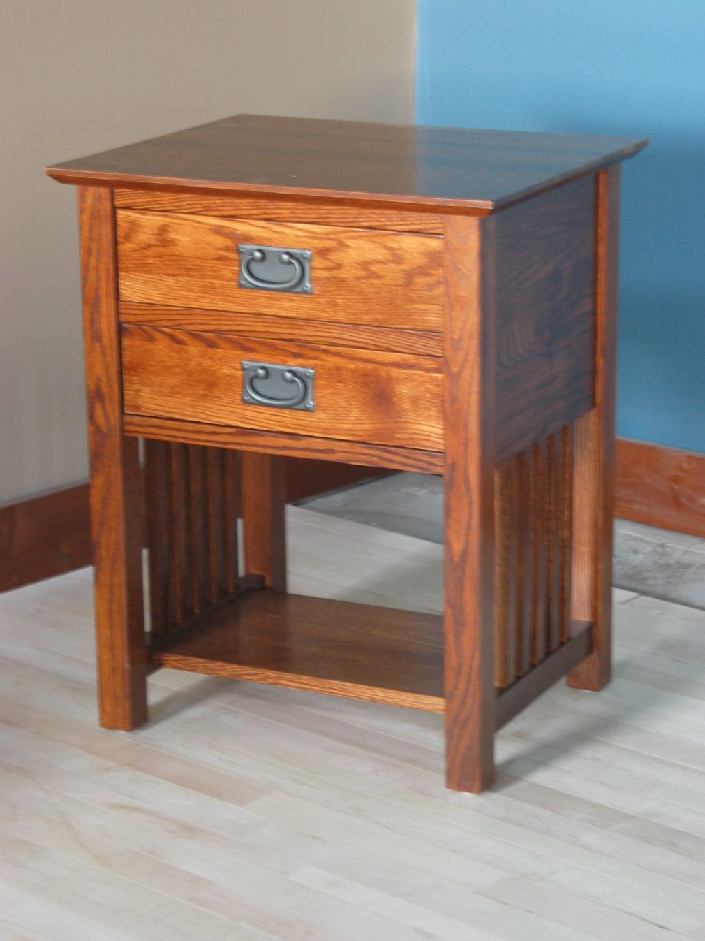 Mission Oak End Tables   Modern Used Furniture Check More At Http://www