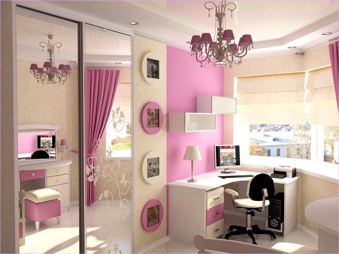 39 Cozy Teenage Girl Bedroom Ideas With IKEA Furniture