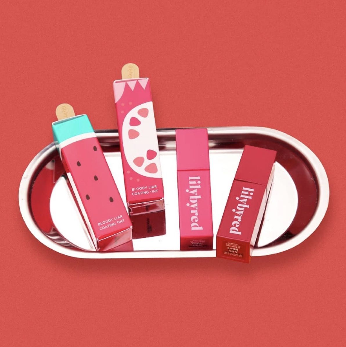 Lilybyred, a cute and trendy Korean makeup brand is