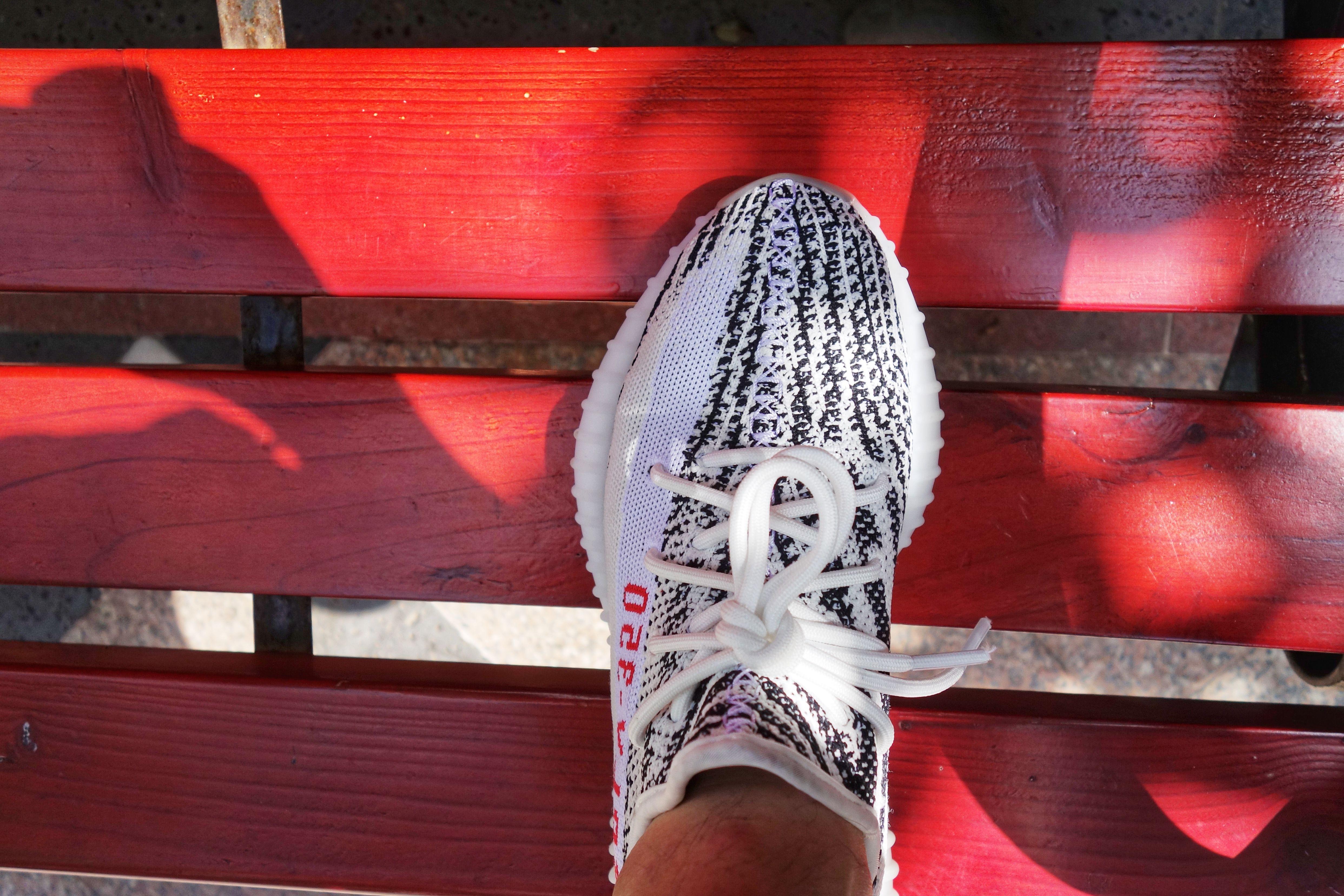 Best Version Yeezy Boost 350 V2 Zebra @wondersneaker @yeezy