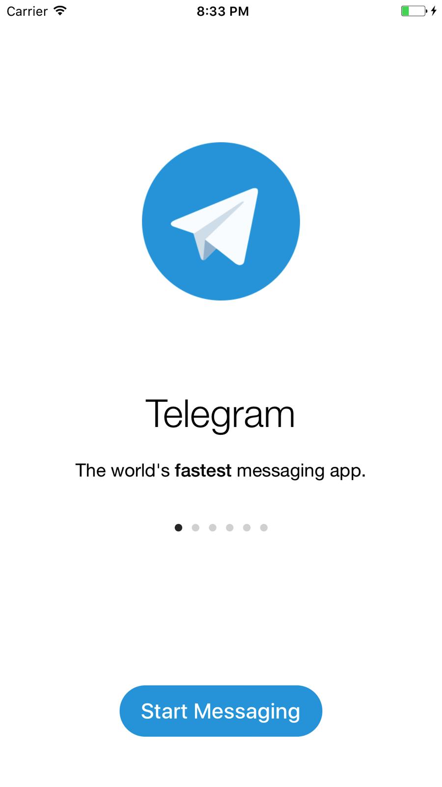 Telegram Messenger on the App Store | Приложения ...